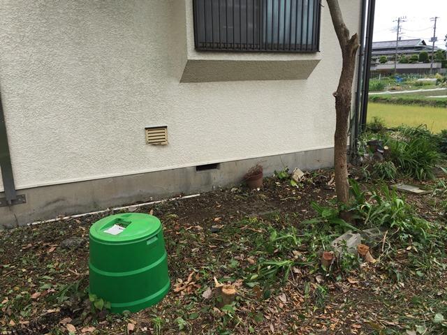 神奈川県茅ヶ崎市菱沼-庭木 - 植木・雑草の草木回収(草木の処分)の作業完了
