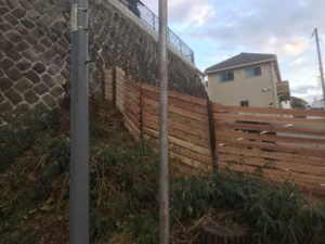 外構工事 - 神奈川県川崎市麻生区自由ヶ丘の工事風景