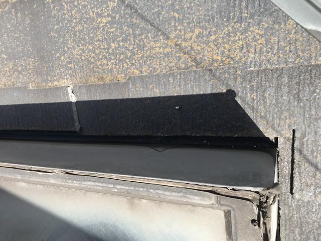 屋根 苔 原因 - 屋根に苔が生えてしまった様子2